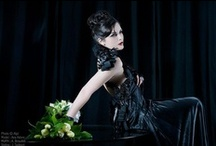 Jackie Tadeoni Couture / Creation of Jackie Tadeoni's couture collection