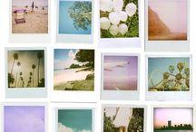 POLAROIDS / //photos//light//