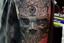 Skulls and Day of the Dead