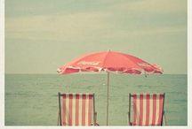 Life is a beach! / Ocean air, salty hair...