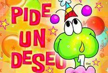 ツ Imagenes para Cumpleaños ツ / Recopilación de Imágenes, Fotos y Tarjetas de Cumpleaños para dedicar, compartir, descargar y desear un Feliz Cumpleaños en ese día tan especial → http://www.imagenesparacumpleanos.com