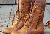 Fashion Boots and Booties / Boots & Booties I love for Fall and Winter! Fashion Trends and my favorite styles of Women's Boots!