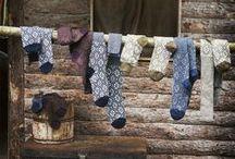 My favorite socks,scarves and.....