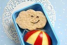 ♡ Food ♡  Petits plats sympas pour les petits