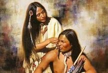 Native Americans / by Audrey Merchant
