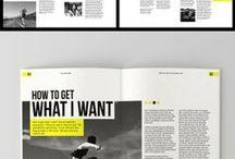 editorial design / catalogues/ brochures