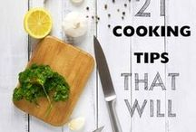 Cooking Tips and Tricks / Cooking Tips and Tricks to remember.