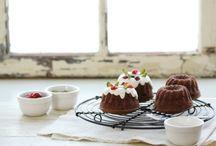 Muffin e cake