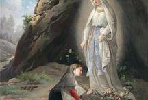 Lourdes (Marian apparition), St. Bernadette