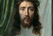Iesus Christus - Veraikon and The Holy Face