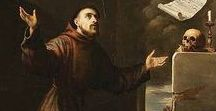 St. Francis of Assisi and st. Antony of Padova