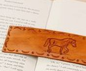Animal Bookmarks / Do you know a animal lover?  If so, these animal themed leather bookmarks make a great book lover gift.  The animal bookmarks can also make wonderful 3rd leather anniversary gifts. #animal #bookmarks #bookmarkers #leather #leatheranniversary #3rdanniversarygift #anniversarygift