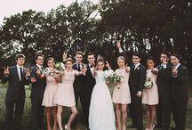 It's a FANCY party! / wedding / by STL