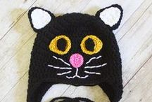 Crochet - Gorros / by @Fatidetalles