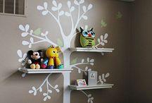 kids room | pokój dziecięcy / kids room decor inspiration / pokój dla dzieci - inspiracje