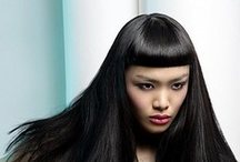 FRINGES / Love the way a #fringe totally changes your face?  All #bangs for  inspiration in your #hairstyle!