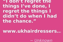 UKhairdressers Hair Tips / by UKHairdressers.com