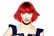 RED AND COPPER HAIR / Celebrating the fantastic tones and vibrant oportunities of #RED AND #COPPER from within a bottle or just natural - truly sensational long short medium red copper #hairstyles   / by UKHairdressers.com
