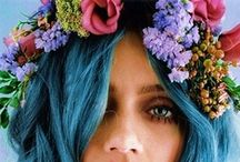 PRETTY HAIR COLOURS / BEAUTIFUL #Hair colours & #pretty #hairstyles to achieve the most stunning results.  Enjoy!