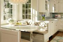 Kitchen / Desing & Organizing Ideas