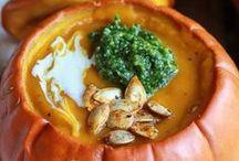 Groente - Pompoen / Pumpkin