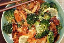 Groente - broccoli / Broccoli in de hoofdrol
