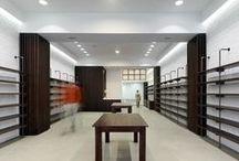 Interior design - Stores - Pharmacy
