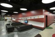 Interior design - Workplaces