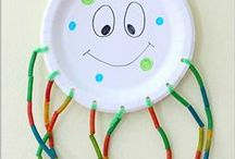 Craft Ideas for Kids / Keeping kinds minds active is the best way to mold a creative child!