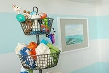 Stay Organized / Keeping your life organized is essential to a calm household