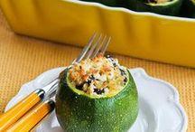Groente - courgette | zucchini