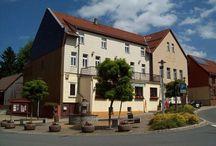 Hotel restaurant Druidenstein / Gezellig familiehotel in de Harz / by Harald Van Antwerpen