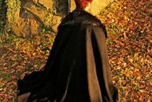 Capes & Cloaks / Designed and crafted by Raven Threads Lab