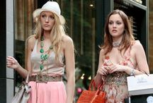 """Blair & Serena / Serena: """"Come On, Compliment Me! Tell Me My Hair Look Beautiful!"""" Blair: """"But Your Hair Look Disgusting! Did You Even Shower?"""""""