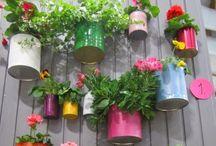 My green balcony / Flowers & co. Ideas