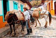Cosas de Antioquia y Colombia / Perfil cultural de los colombianos, sus costumbres, folclor e idiosincrasia de sus gentes
