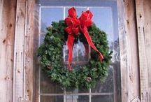 Rustic Christmas / by Kasey Williams