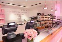 Interior design - Cake shop, Coffe shop, Bakery