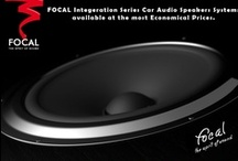 High End Speakers / Best Car Audio Speakers for your vehicle from the top brands like pioneer, kenwood, focal, sony and much more..