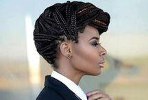 Box Braids / braids/extensions