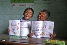 Saraswati English School / La escuela se encuentra en Bhaktapur, Nepal, y abrió sus puertas hace tres años. El objetivo principal es dar educación práctica, especialmente a los niños vulnerables, aquellos cuyas familias no pueden pagar su educación. Desde la escuela se promueve la socialización, la mezcla, la interculturalidad, sin discriminación de castas. Más información sobre este proyecto en nuestra web www.circulodecooperacion.org