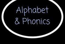 Alphabet & Phonics / Educational Alphabet and Phonics digital resources.