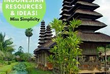 Indonesian (bahasa Indonesia) / LOTE Indonesian resources