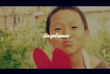 #Inspirapedia  / ¿Crees en un mundo mejor? Hay muchas personas solidarias intentando reconstruir este mundo desde una base diferente. ¿Les ayudas a inspirarse? Participa en el concurso #Inspirapedia! http://bit.ly/1edRi5x