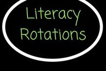 Literacy Rotations Ideas