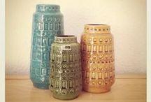 Scheurich - Germany / West Germany - Keramikk - Fat Lava