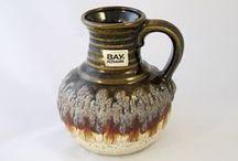 Bay Keramik - Germany / West Germany - Keramikk - Fat Lava