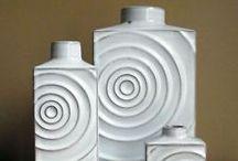 Steuler Keramik - Germany / West Germany - Keramikk - Fat Lava