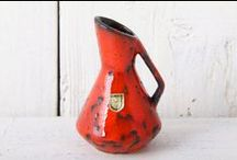 Fohr Keramik - Germany / West Germany - Keramikk - Fat Lava