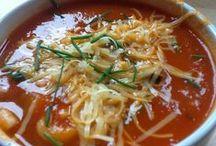 Soep uit mijn keukentje / Een hartverwarmend soepje... altijd goed voor ieder moment.... http://uitmijnkeukentje.blogspot.nl/